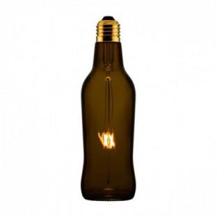 LED Brown Beer Light Bulb 3.5W E27 Dimmable 3600K