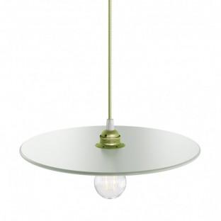 UFO COLOR, varnished wood lampshade