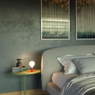 Magnetico®-Plug Elegant, ready-to-use magnetic lamp holder
