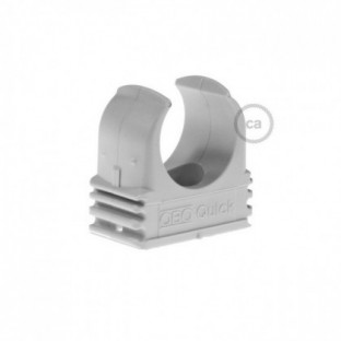 Plastic Cable Clip for Creative-Tube, diameter 16 mm