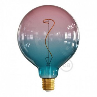 G125 Dream light bulb, Pastel line, vine filament, 4W E27 Dimmable 2200K