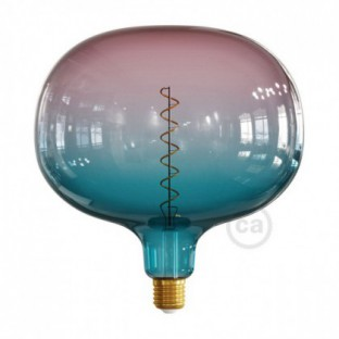 Cobble Dream XXL light bulb, Pastel line, spiral filament, 4W E27 Dimmable 2200K