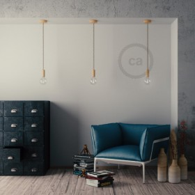Wooden collection: the perfect accessories for a simple and natural decor
