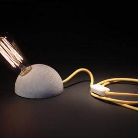 "Daniel Gerling: ""BUCK UP!"" Lamp"