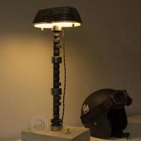 Dietmar Fuhrmann: Upcycled Lamp