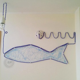Annamaria Tiberio: the lantern fish